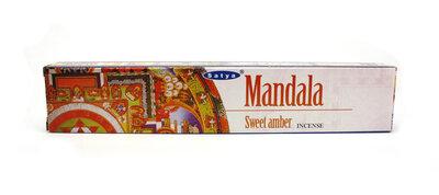 satya mandala sweet amber